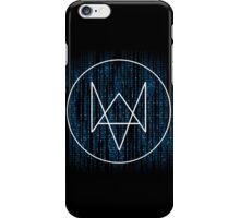 Watchdogs: The Digital Rune iPhone Case/Skin
