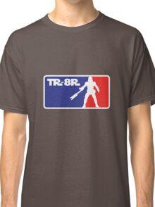 Loyal Trooper TR-8R Logo (major league colors) Classic T-Shirt