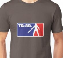 Loyal Trooper TR-8R Logo (major league colors) Unisex T-Shirt