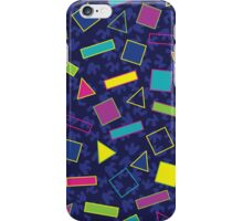 1980s Pattern iPhone Case/Skin