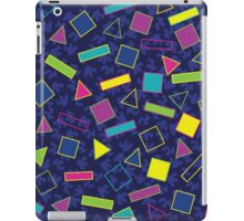 1980s Pattern iPad Case/Skin