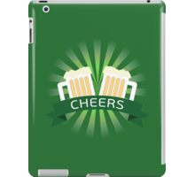 Cheers iPad Case/Skin