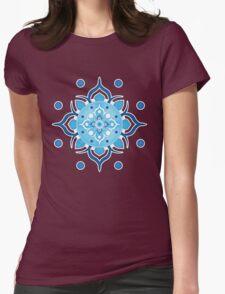 Inner Guidance Womens Fitted T-Shirt