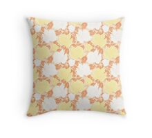 Mellow Roses Throw Pillow