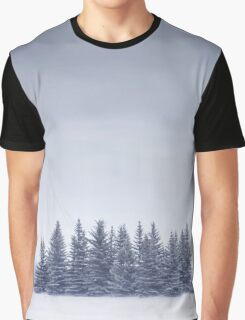 Winterscape Graphic T-Shirt