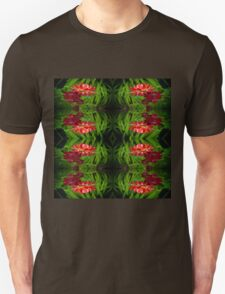 Flowers of red Unisex T-Shirt