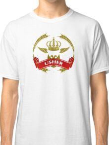 The Usher Coat-of-Arms Classic T-Shirt