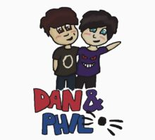 dan and phil. by emmtheninja