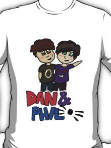 dan and phil. T-Shirt