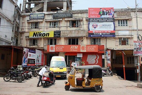Nikon Service Centre by Andrew  Makowiecki