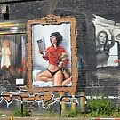 Brighton Street Art by mikebov