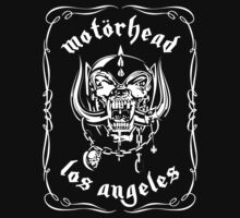 Motorhead (Los Angeles) Kids Tee