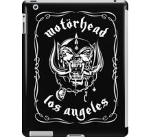 Motorhead (Los Angeles) iPad Case/Skin
