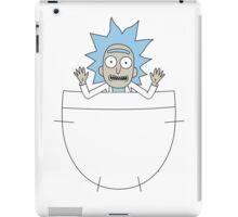 Tiny Rick! iPad Case/Skin