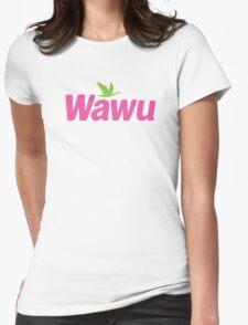 Wawu - Timothe Luwawu (Mega Leks colors) Womens Fitted T-Shirt