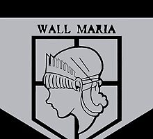 Wall maria by Blankness