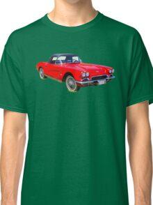 1962 Chevrolet Corvette Convertible Antique Car Classic T-Shirt