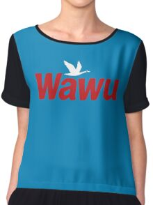 Wawu - Timothe Luwawu (Sixers colors) Chiffon Top