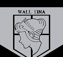 Wall sina by Blankness
