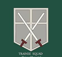 Titan trainee green by Blankness