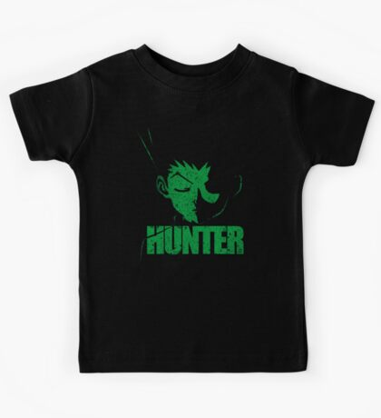 Hunter Green Kids Tee