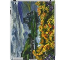 Scottish Isle iPad Case/Skin