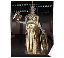 The Greek Goddess Poster