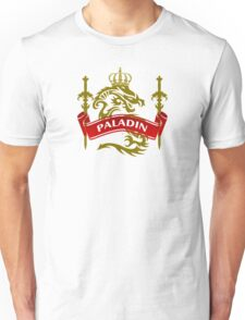 The Paladin Coat-of-Arms Unisex T-Shirt