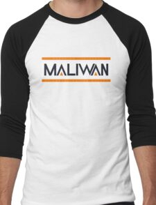 Maliwan - Borderlands Men's Baseball ¾ T-Shirt