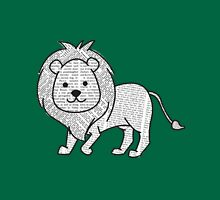 Cyril the Paper Lion Unisex T-Shirt