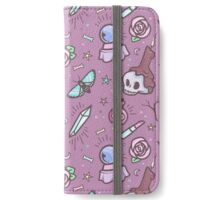 Witchy Woman Pattern iPhone Wallet/Case/Skin