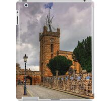 Looking up the Kirkgate iPad Case/Skin