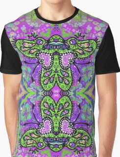 Butterfly Beetle Funk Graphic T-Shirt