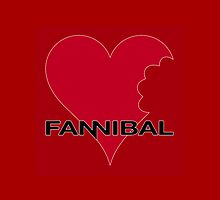 Fannibal Love - red by JennK777