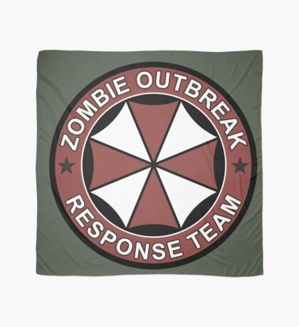 Zombie outbreak response patch Scarf