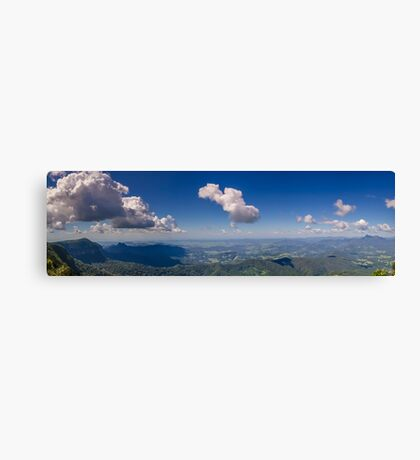 Springbrook National Park, Queensland Australia Canvas Print