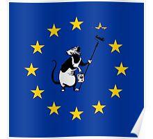European Union Flag 2016 Poster