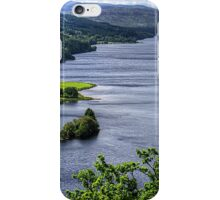 Loch Tummel iPhone Case/Skin