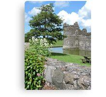 Beaumaris Castle Canvas Print