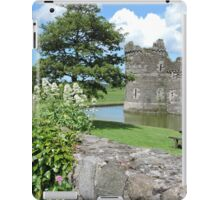 Beaumaris Castle iPad Case/Skin