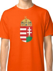 Hungary Coat Of Arms Classic T-Shirt