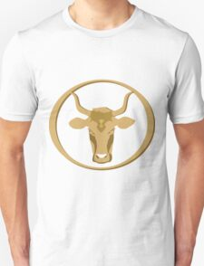 Cow The Animal Unisex T-Shirt