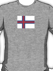 Flag of Faroe Islands T-Shirt