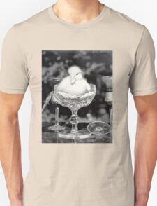 Duck in a Cup  Unisex T-Shirt