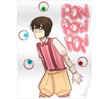 Japan PonPonPon Poster