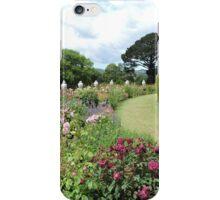 Lawn Through Flowers iPhone Case/Skin