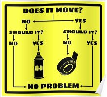 Does it Move? Poster