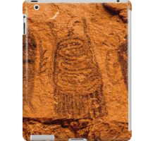 Intestine Man Pictograph - Moab - Utah iPad Case/Skin