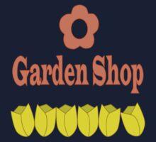Garden Shop Logo One Piece - Short Sleeve