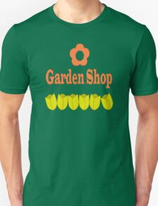 Garden Shop Logo T-Shirt